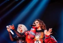Gloria Trevi and Karol G