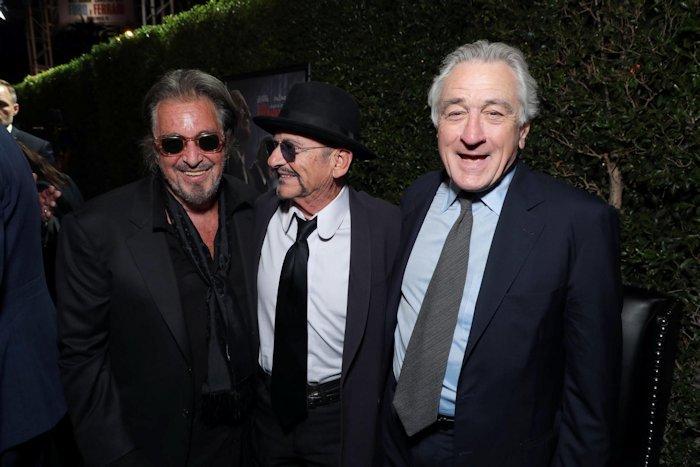 Al Pacino, Joe Pesci, Robert De Niro